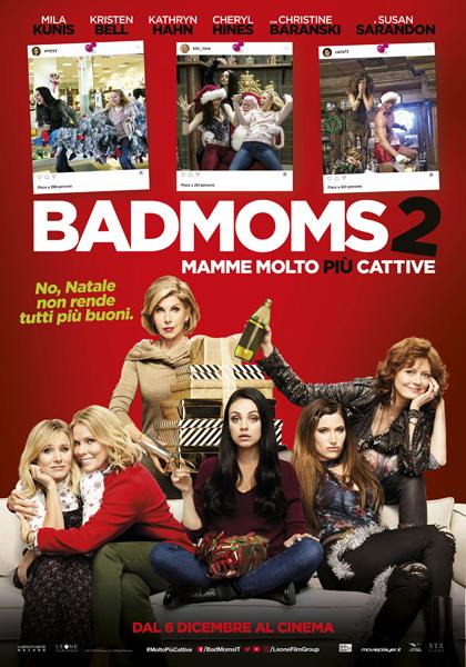 Trailer Bad Moms 2 - Mamme molto più cattive