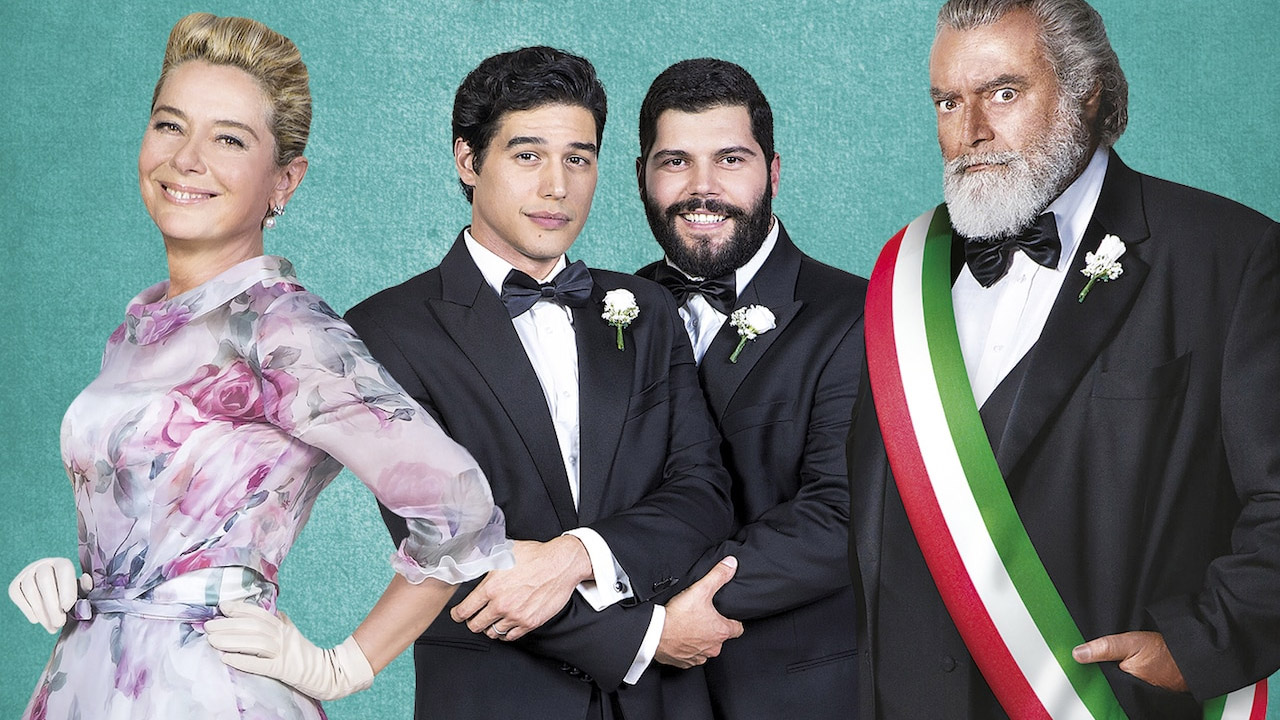 9c7d8e95ac70 Puoi baciare lo sposo (2018) - MYmovies.it