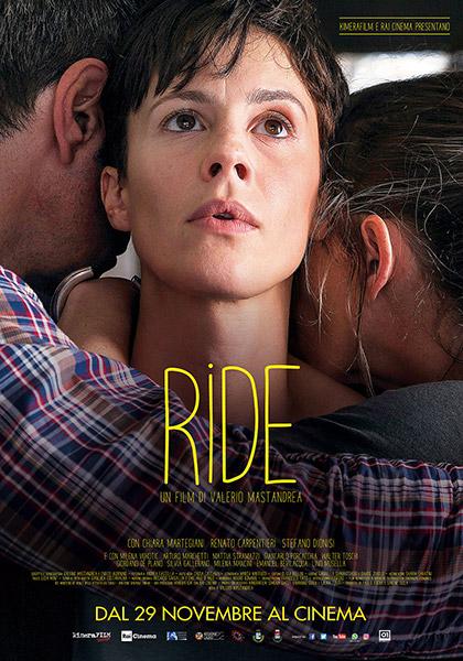 Locandina italiana Ride