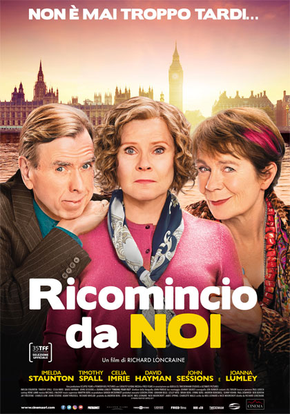 Ricomincio da noi - Film (2017) - MYmovies.it