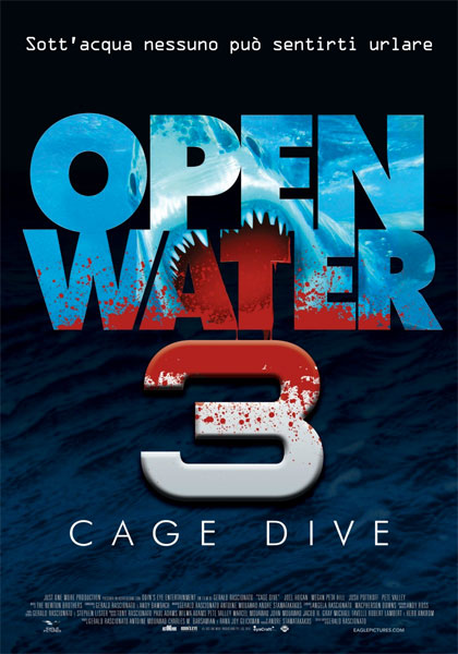 Trailer Open Water 3 - Cage Dive