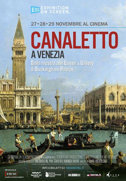 Trailer Canaletto a Venezia