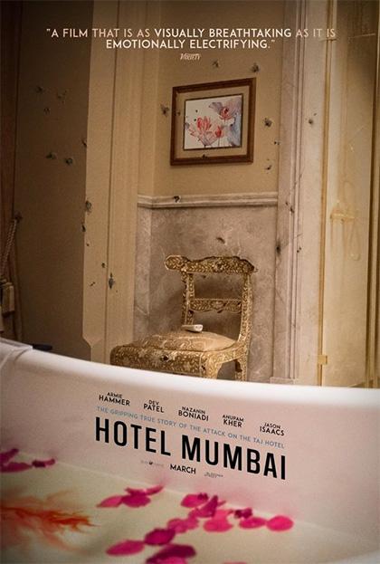 Poster Attacco a Mumbai - Una vera storia di coraggio