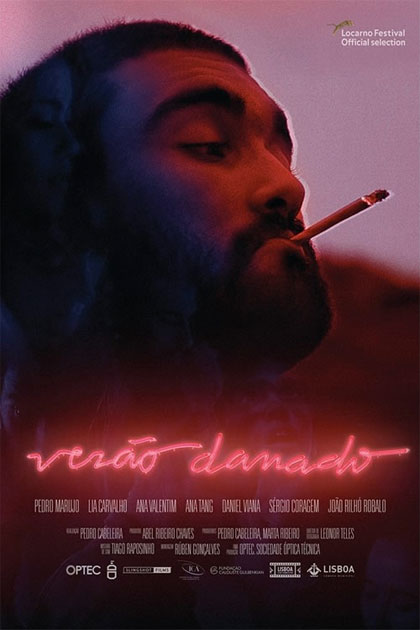Trailer Damned Summer