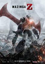 Poster Mazinga Z - Infinity  n. 0