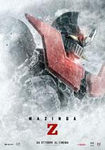 Poster Mazinga Z - Infinity  n. 2