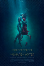 Poster La forma dell'acqua - The Shape of Water  n. 2