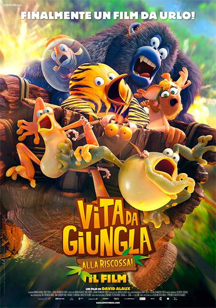 Trailer Vita da giungla alla riscossa! - Il Film