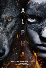 Poster Alpha - Un'amicizia forte come la vita  n. 1