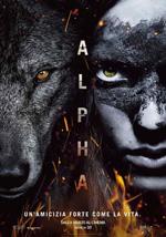 Poster Alpha - Un'amicizia forte come la vita  n. 2