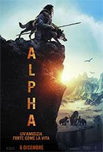 Poster Alpha - Un'amicizia forte come la vita  n. 3