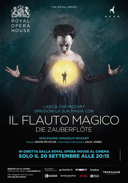 Trailer Royal Opera House: Il Flauto Magico