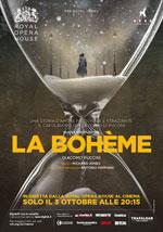 Poster Royal Opera House: La Bohème  n. 0