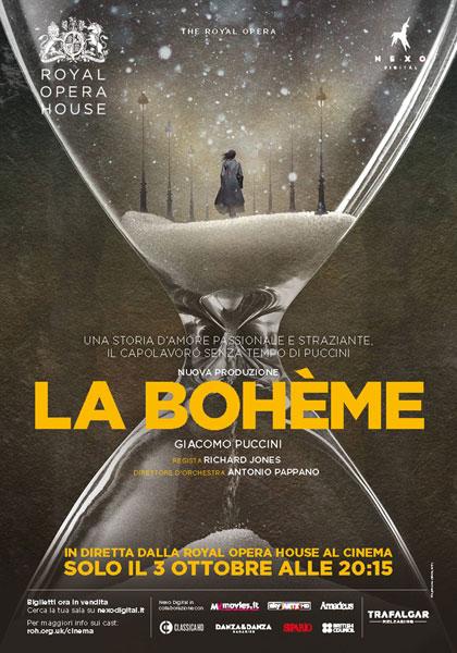 Trailer Royal Opera House: La Bohème