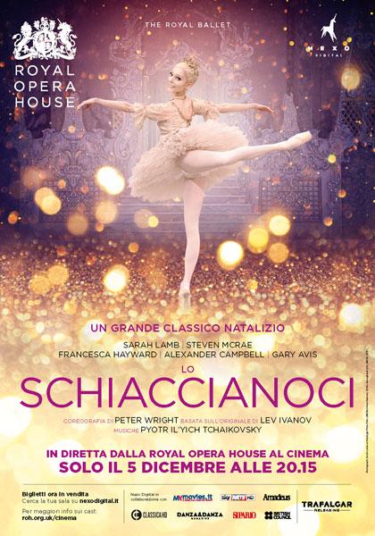 Royal opera house: Lo schiaccianoci (2017) DvdRip Ac3 ITA