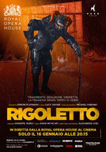 Royal Opera House: Rigoletto