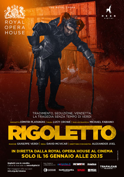 Trailer Royal Opera House: Rigoletto