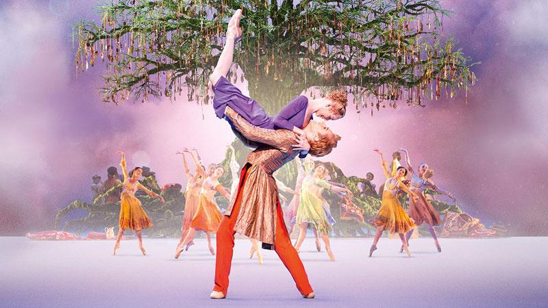Royal Opera House: Il racconto d'inverno