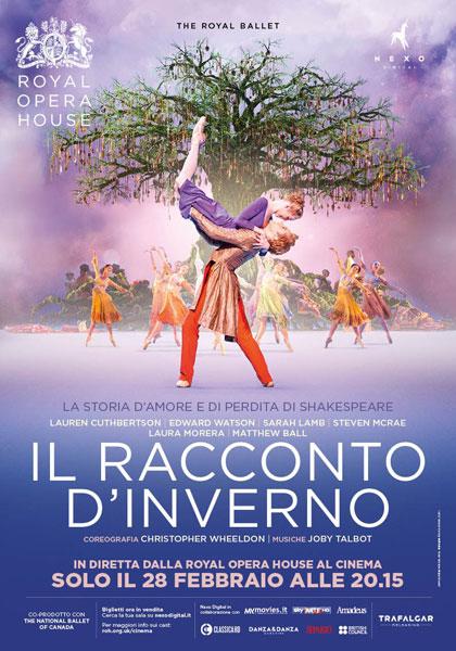 Trailer Royal Opera House: Il racconto d'inverno