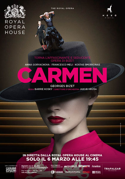 Trailer Royal Opera House: Carmen