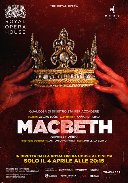 Trailer Royal Opera House: Macbeth