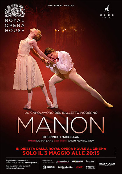 Trailer Royal Opera House: Manon