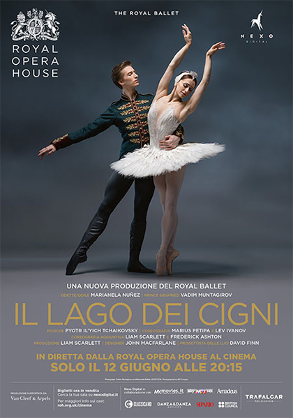 Trailer Royal Opera House: Il Lago dei Cigni