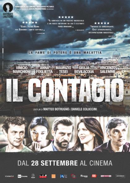 Trailer Il contagio