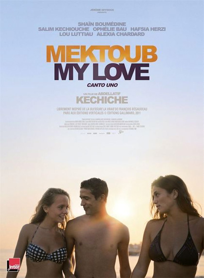 Locandina italiana Mektoub, My Love - Canto Uno