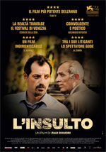 Poster L'Insulto  n. 0
