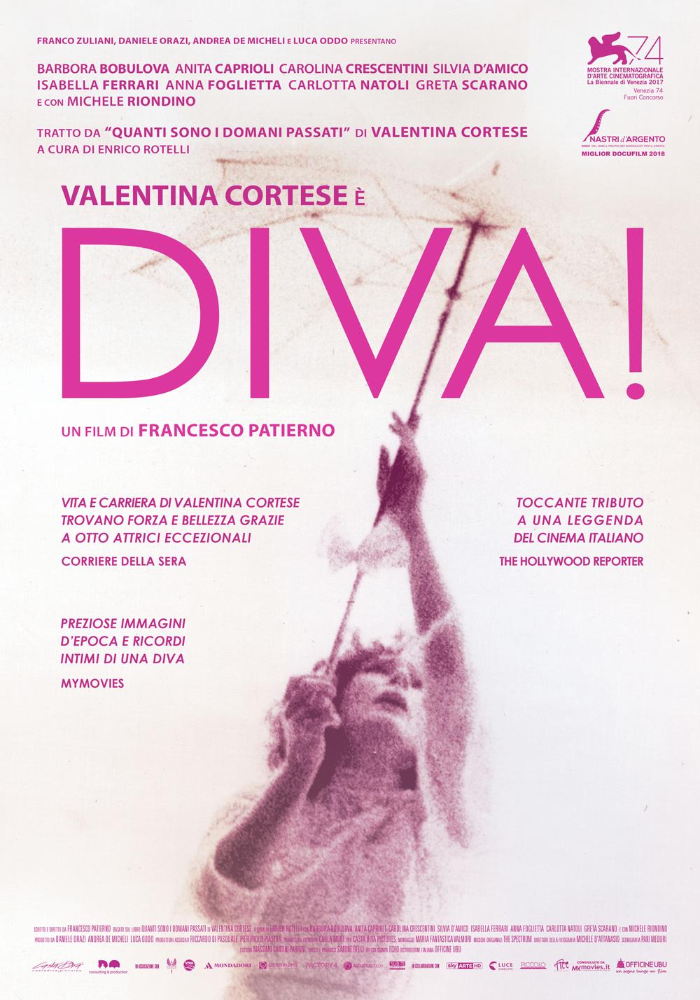 Locandina italiana Diva!