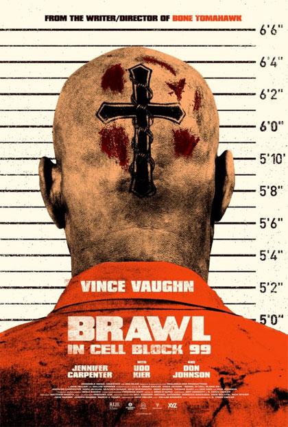 Trailer Brawl in Cell Block 99
