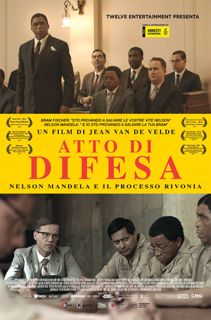 Trailer Atto di Difesa - Nelson Mandela e il Processo Rivonia
