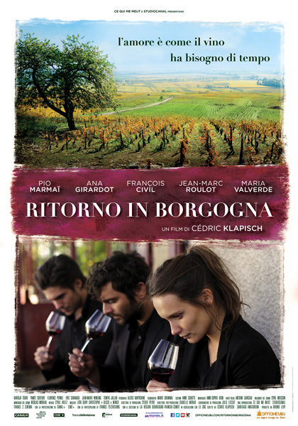 Ritorno in Borgogna - Film (2017) - MYmovies.it
