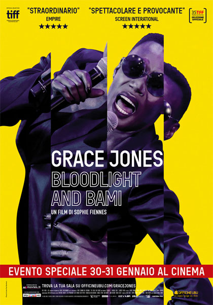 Trailer Grace Jones: Bloodlight and Bami
