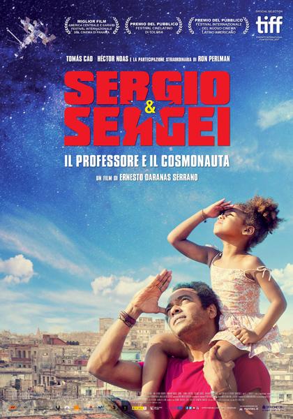 Trailer Sergio e Sergej - Il professore e il cosmonauta