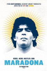 Poster Diego Maradona  n. 1