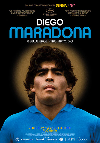 Trailer Diego Maradona