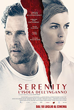 Poster Serenity - L'Isola dell'Inganno  n. 0