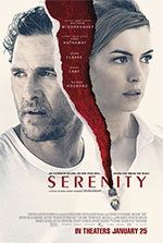 Poster Serenity - L'Isola dell'Inganno  n. 1