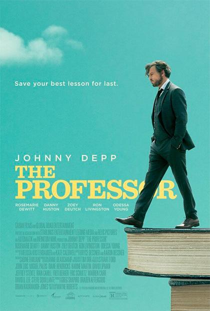 Poster Arrivederci Professore