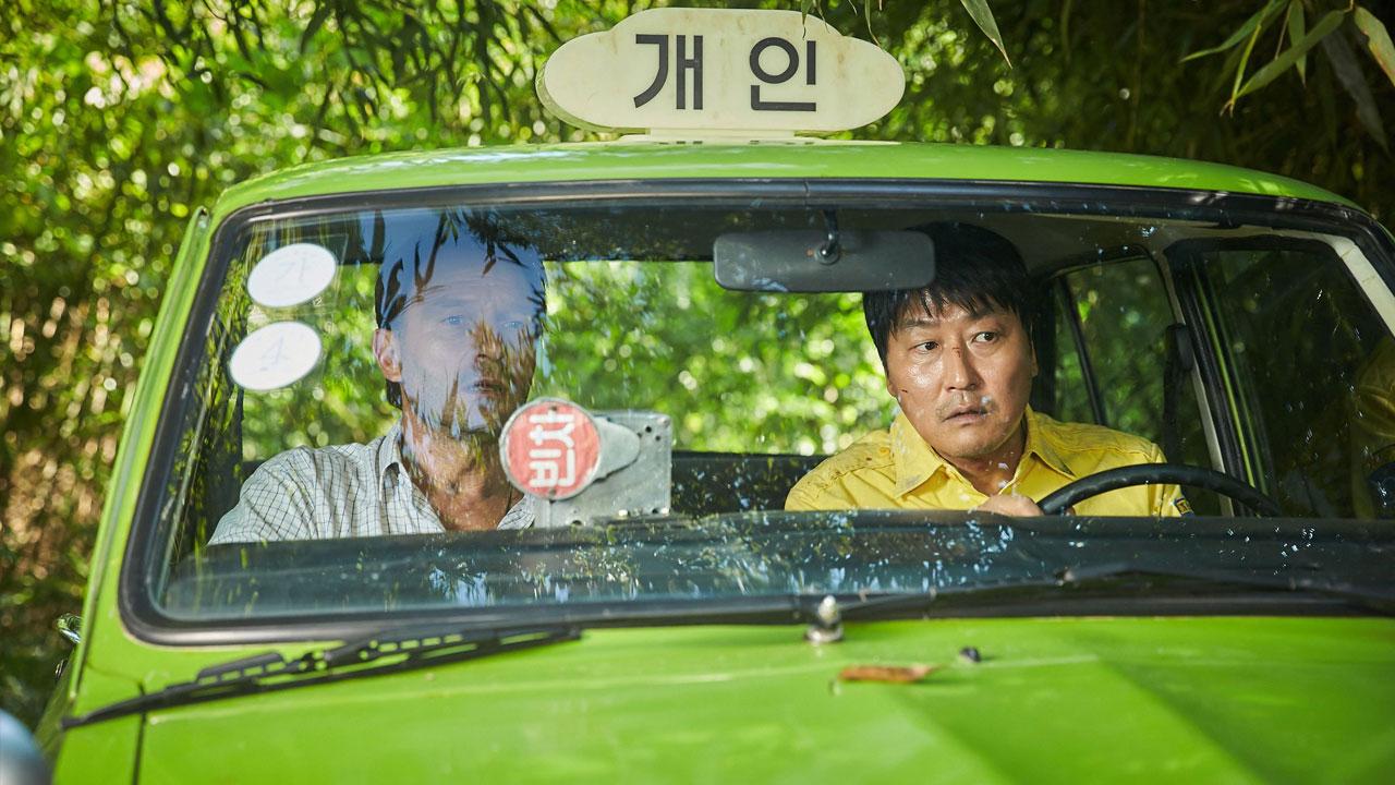 a taxi driver, recensione