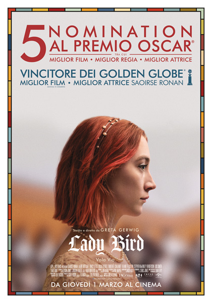 Trailer Lady Bird
