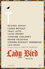 Poster Lady Bird  n. 1