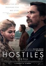 Trailer Hostiles - Ostili