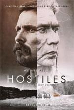 Poster Hostiles - Ostili  n. 1