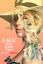 Poster Gaga: Five Foot Two  n. 0