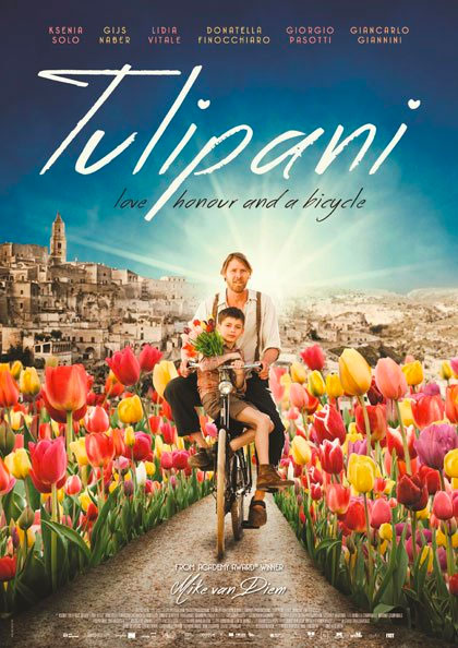 Trailer Tulipani: Love, Honour and a Bicycle