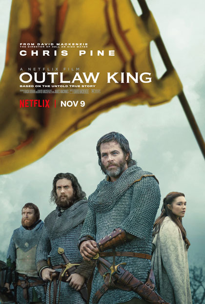 Trailer Outlaw King - Il Re Fuorilegge