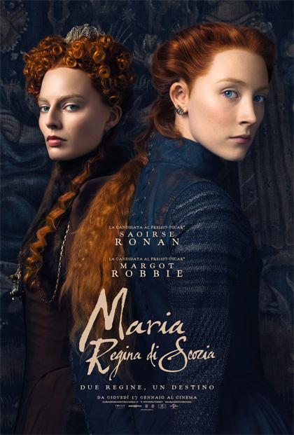 Trailer Maria Regina di Scozia